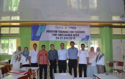 Program Training for Teacher and Student by VAPRO